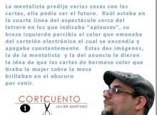 CortoCuento Tarot | Javier Martinez | Tinta[A]Diario