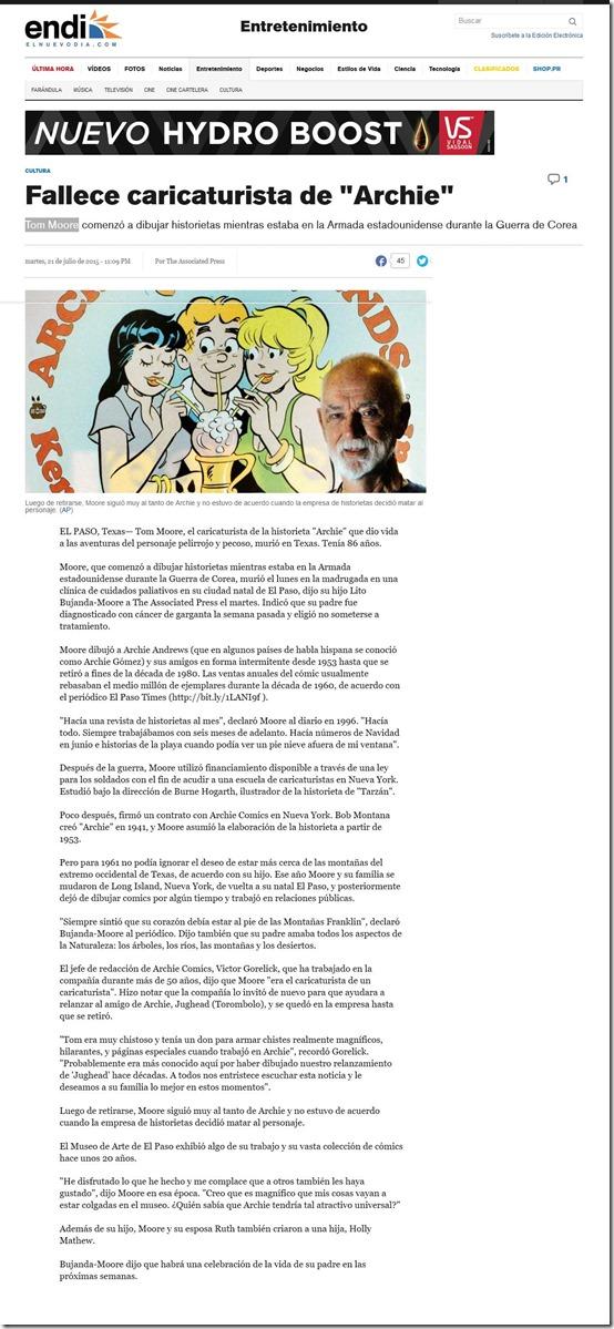 Tom Moore_Archie_tintaadiario