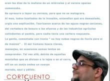 CortoCuento Un gran mosquero | Javier Martinez | Tinta[A]Diario