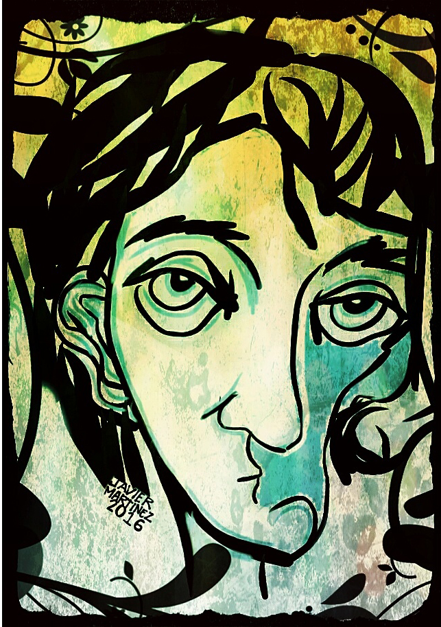 Art of Javier Martínez4 Instagram tintaadiario - El arte de Javier Martinez