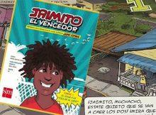 Jaime espinal tiene su comic | Tinta[A]Diario.