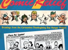 comic relief drawings thanksgiving day | javier martinez | Tinta[A]Diario