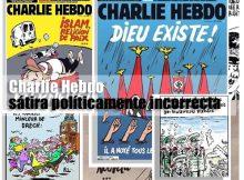 Charlie Hebdo y la sátira políticamente incorrecta