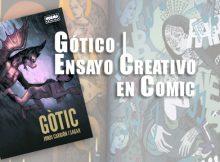 Gótico comic | Autogiro Arte Actual