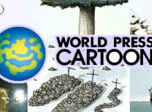 world press cartoon contest
