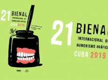 XXI Bienal Internacional del Humorismo Gráfico Cuba 2019 | Autogiro Arte Actual