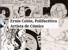 Ernie colon comic artist