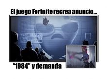 fortnite demanda trailer 1984