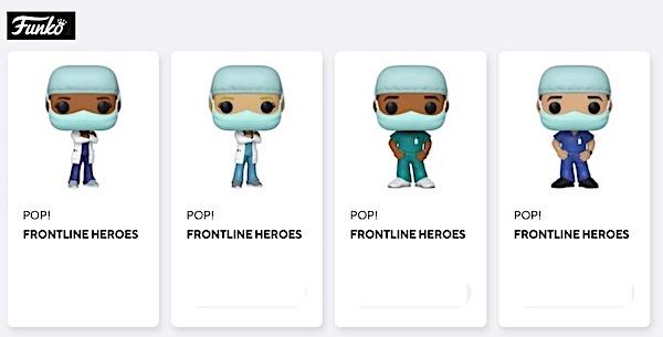 frontline-heroes funko