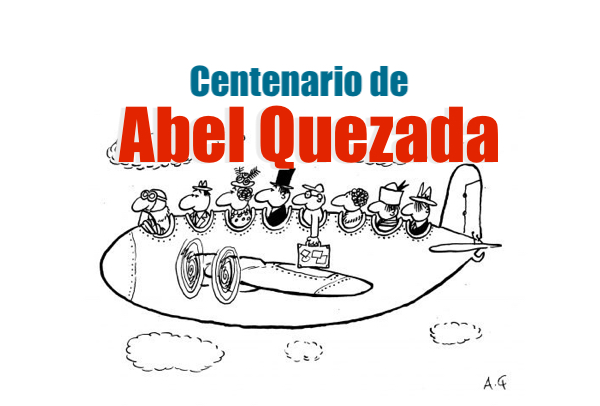 Abel Quezada Centenario