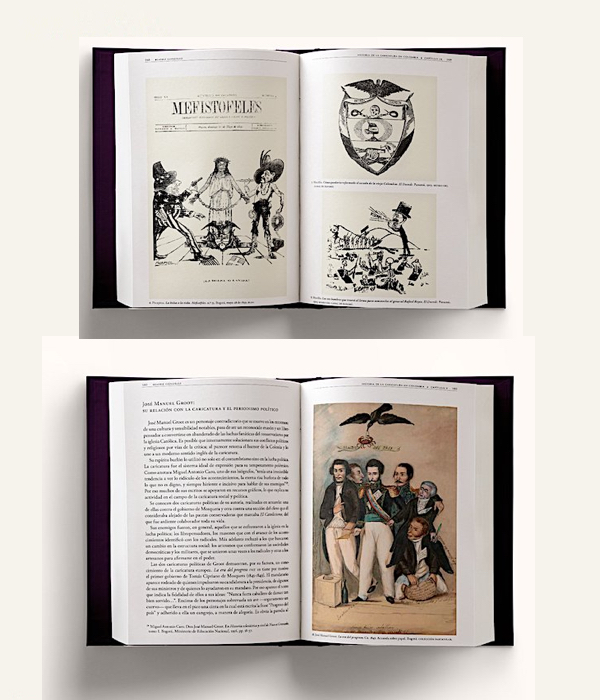 historia caricatura colombia