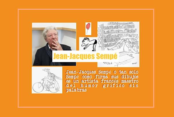 Jean-Jacques Sempé cartoonist