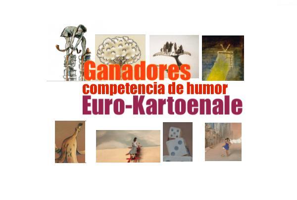 Bienal de humor gráfico Euro-Kartoenale
