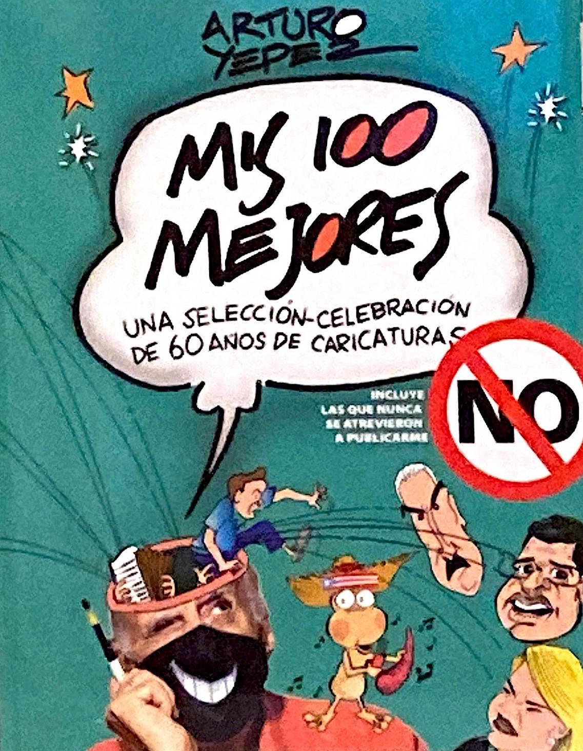 mis cien mejores libro arturo yepez