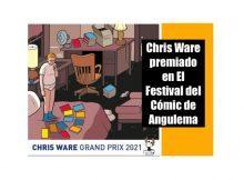 Chris Ware anguleme prize