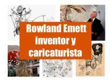 Rowland Emett drawings