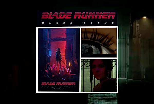 Serie animada Blade Runner Black Lotus