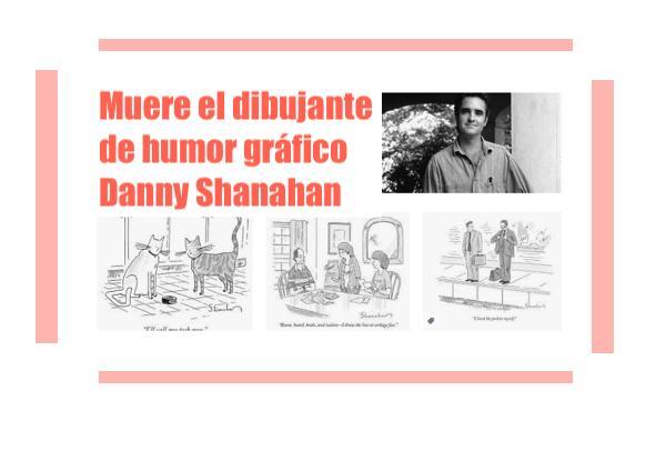 Danny Shanahan cartoonist