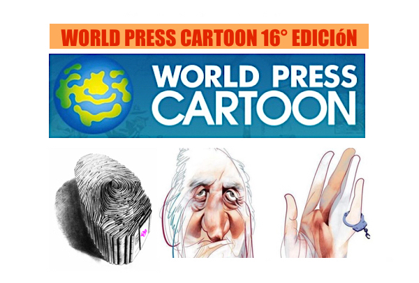 World Press Cartoon 2021