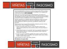 vineta contra el fascismo